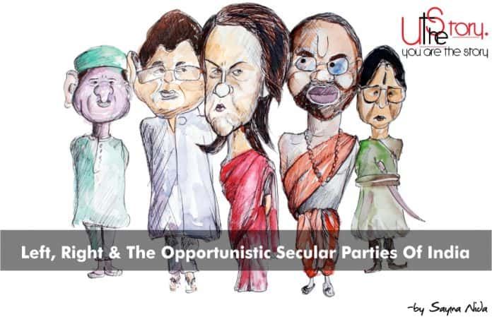 left-right-opportunistic-secular-parties-india-