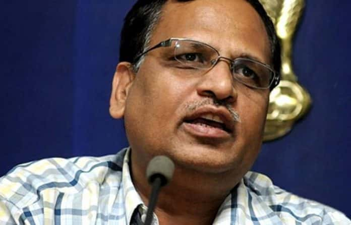 delhi-health-minister-satyendra-jain-relies-on-google-concerning-chikungunya-