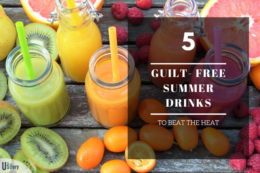 5-guilt-free-summer-drinks-to-beat-the-heat