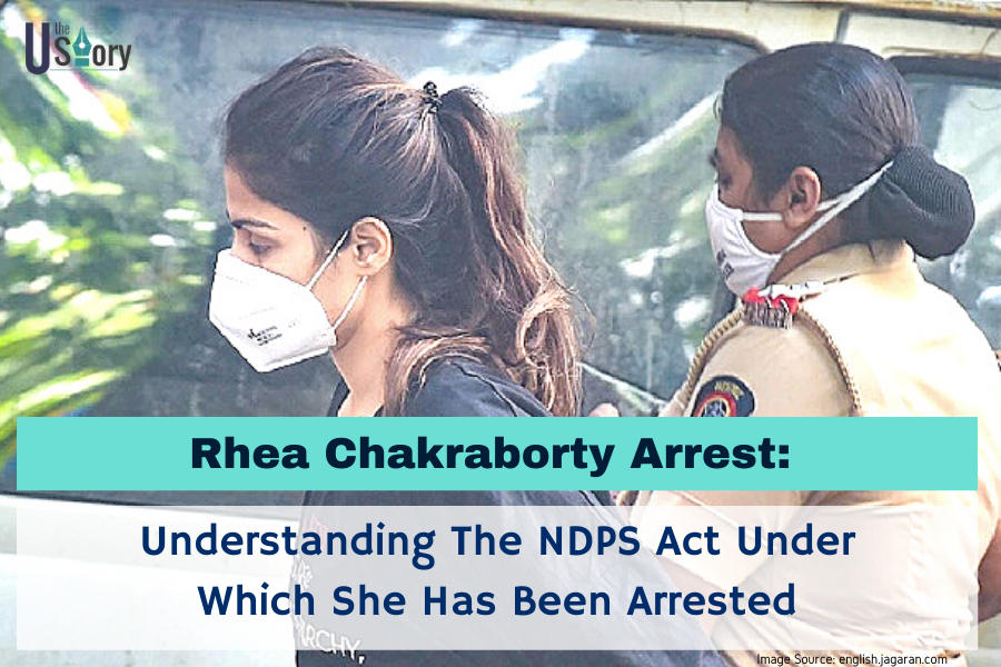 rhea-chakraborty-arrest-understanding-the-ndps-under-which-she-has-been-arrested